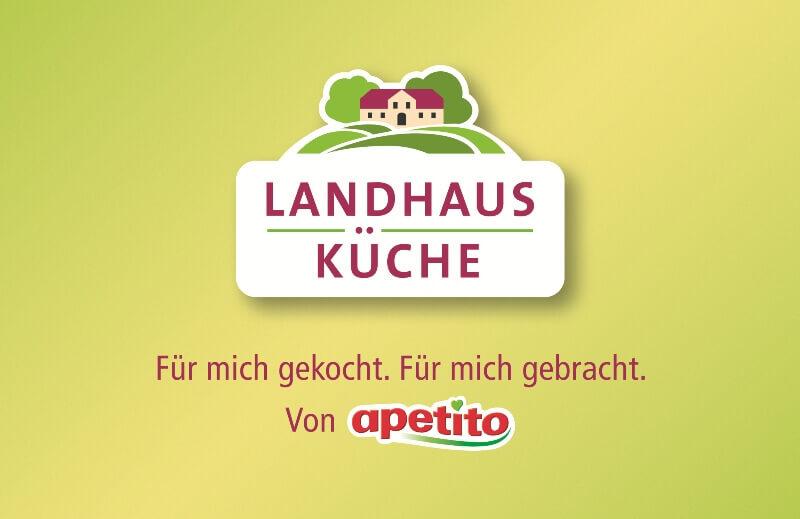 Logo der Landhaus Küche -Partner Tagespflege Sonnenblume