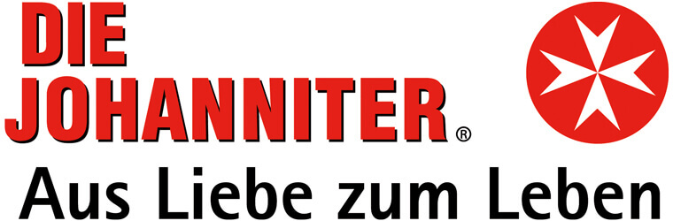 Logo Johanniter - Partner Pflegedienst Sonnenblume