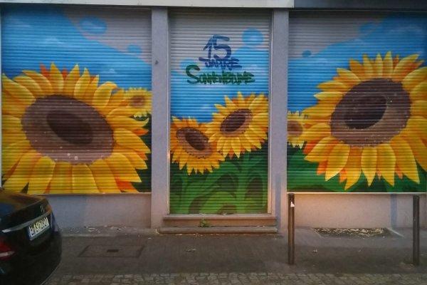15 Jahre Sonnenblume